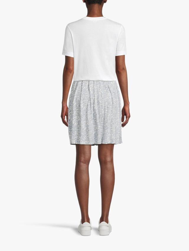 Cerise skirt