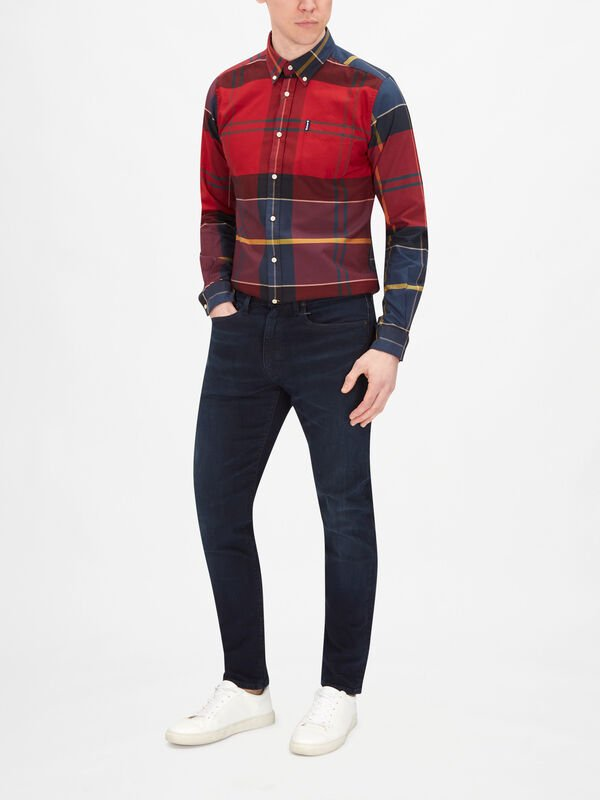 Highland Check 10 Tailored Shirt