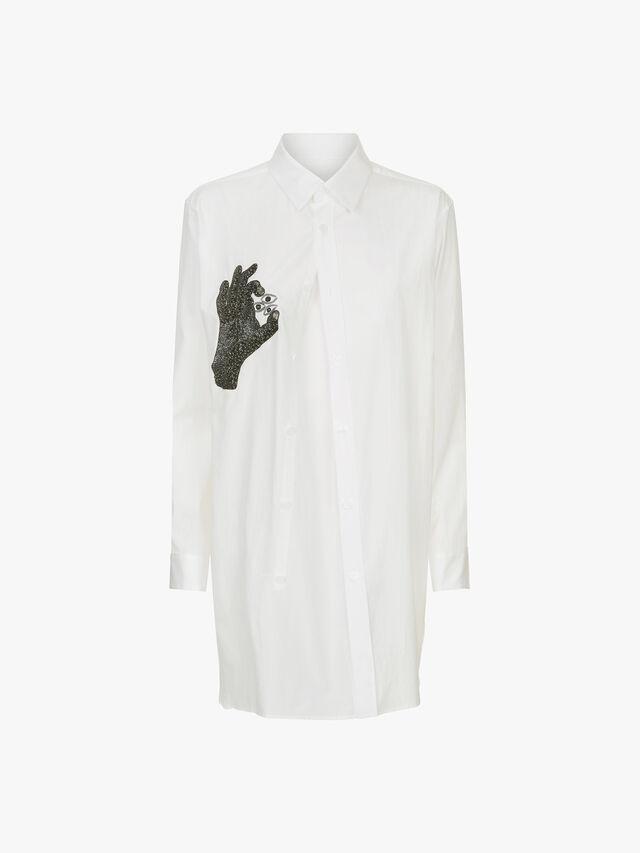 Drape Shirt