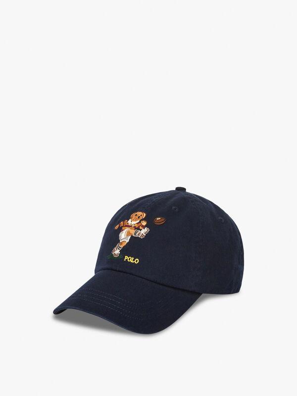 Bear Cap