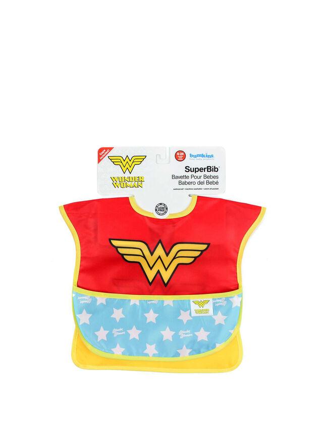 Wonder Women Caped Bib