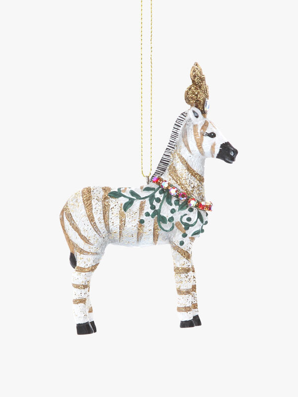 Zebra Decoration