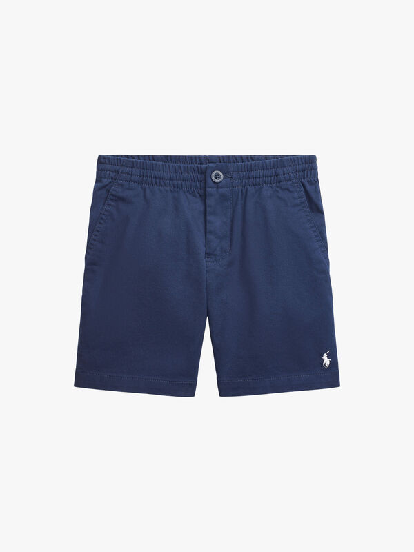 Prepster Cotton Stretch Shorts