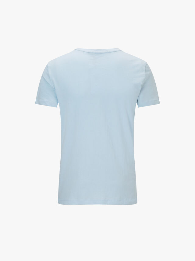 Slim Organic Cotton Logo T-Shirt