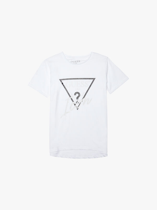 Icon Logo Short Sleeve Tee