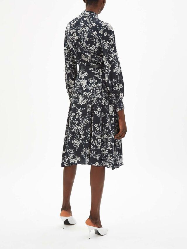 Nizza Printed Dress