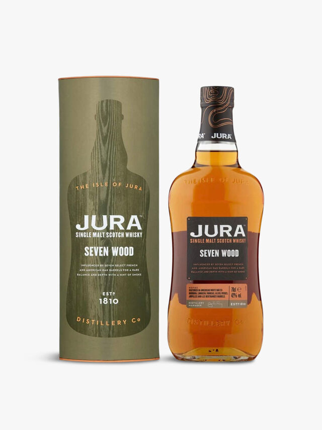 Seven Wood Single Malt Whisky 70cl