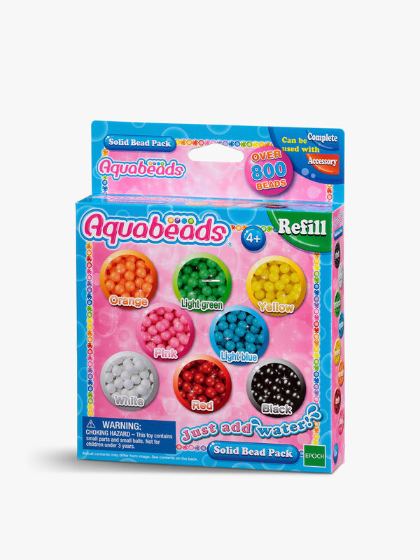 Solid Bead Pack