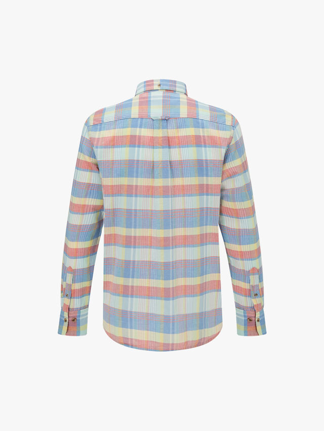 Pastel Madras Regular Shirt