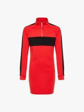 Lamia-L-S-1-2-Zip-Sweat-Dress-0001062426