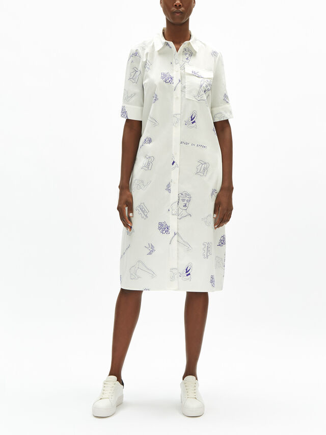 Ailisa Shirt Dress