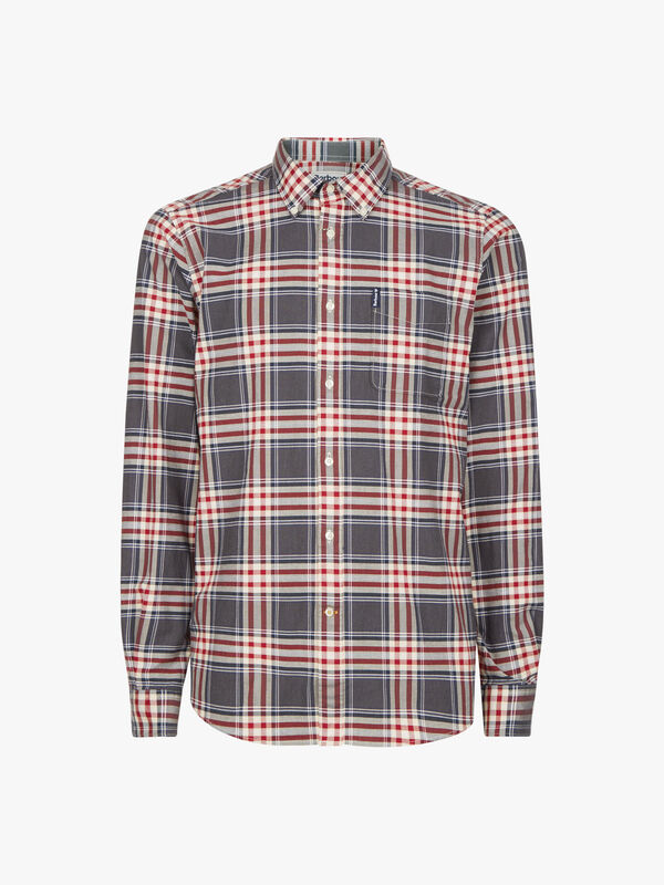 Highland Check 11 Tailored Shirt