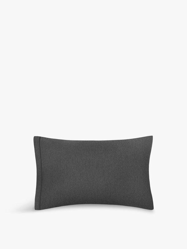 CK Harrison Charcoal Pillowcase Pair