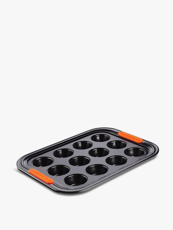 Bakeware 12 Cup Muffin Tray