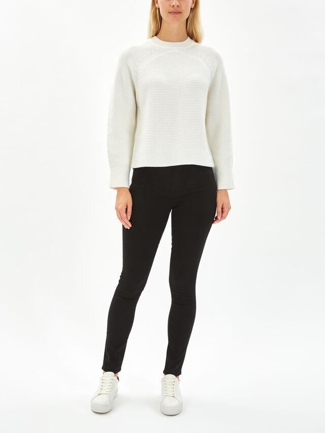 Maria High Rise Skinny Jeans