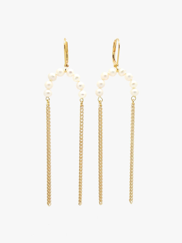 Nola Pearl Earrings
