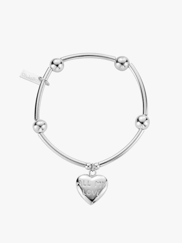 All My Love Ball Bracelet