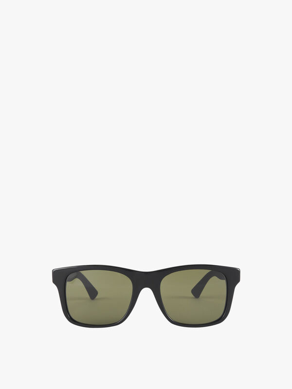 Square Wayfarer Acetate Sunglasses
