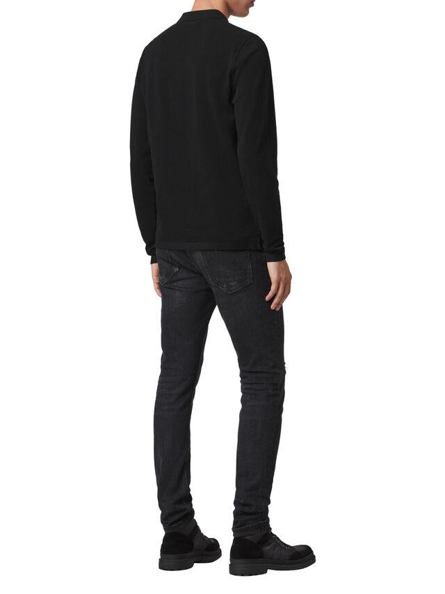 Reform Long Sleeve Polo Shirt