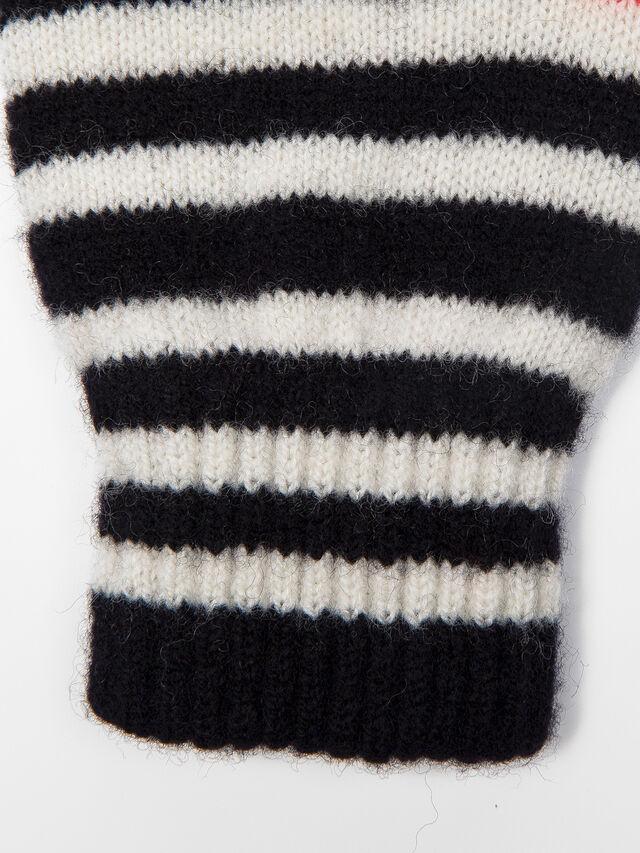 Rainbow Stripe Glove