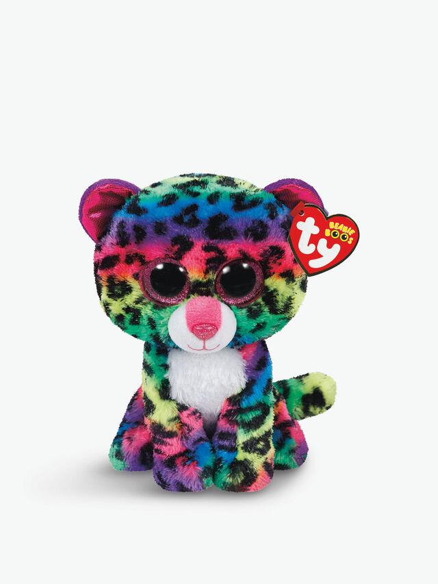 Dotty Leopard Beanie Boos