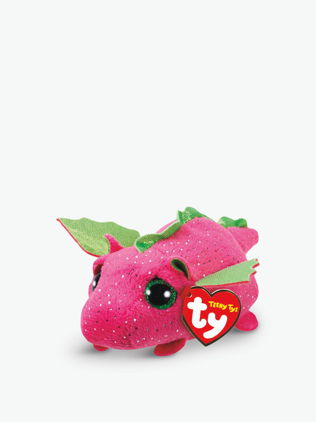Darby Pink Dragon Teeny TY