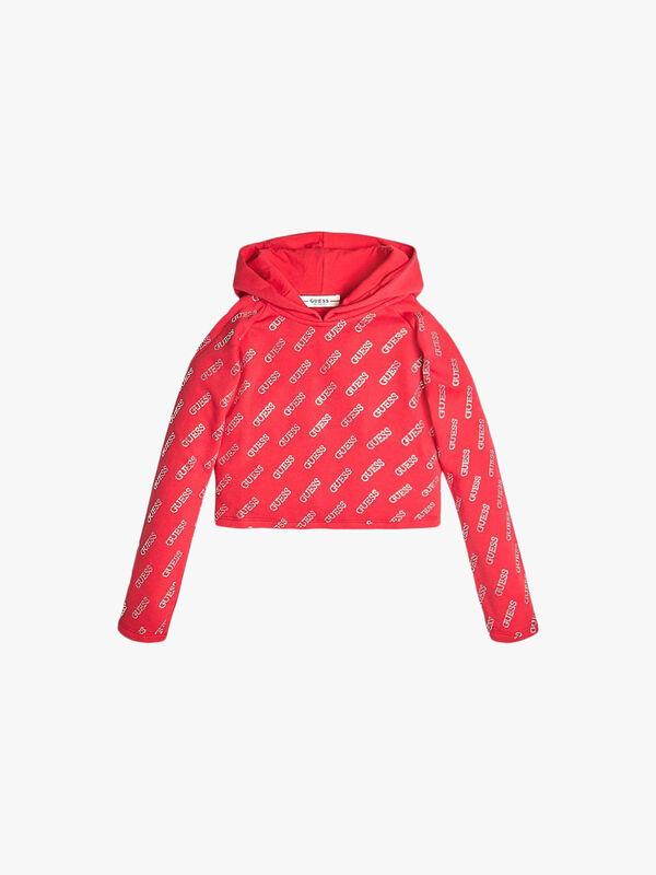 Diamante Hooded Sweater