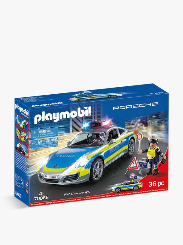 Porsche 911 Carrera 4S Police