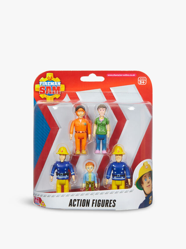 Action Figure Toys 5 Pack