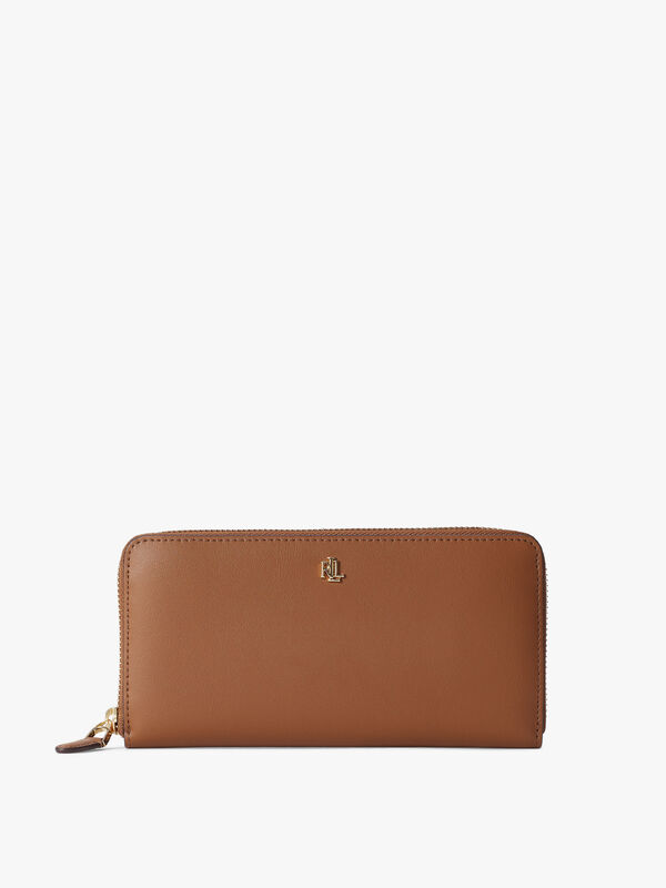 Dryden Zip continental Wallet
