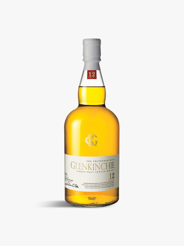 Glenkinchie 12yr Single Malt Whiskey