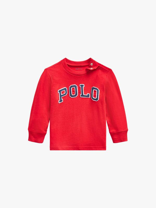 Polo Long Sleeve Jersey Tee