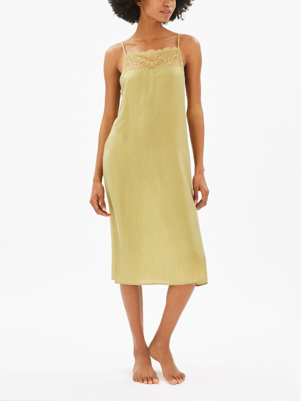 Aria Spaghetti Dress