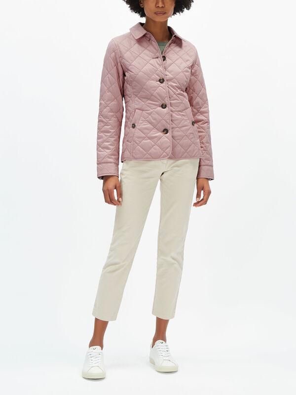 Freya Quilt Jacket
