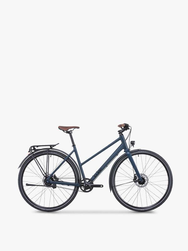 Cube Travel Exc Step Through Hybrid Bike