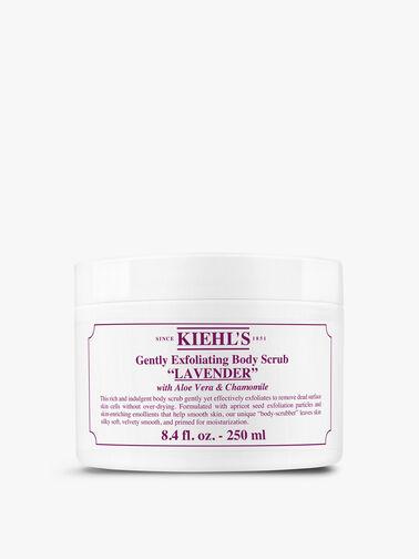 Gently Exfoliating Body Scrub Lavender