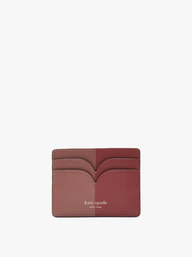 Nicola Bi Colour Card Holder