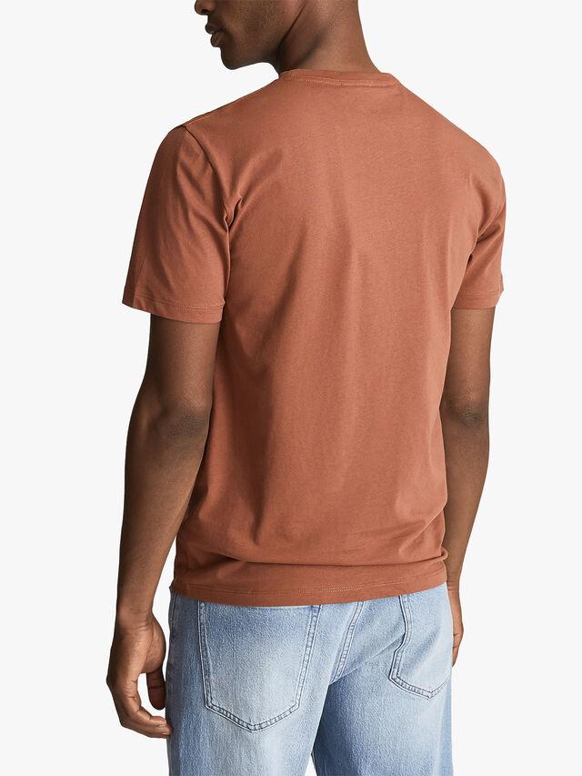 Bless Regular Fit Crew Neck T-Shirt