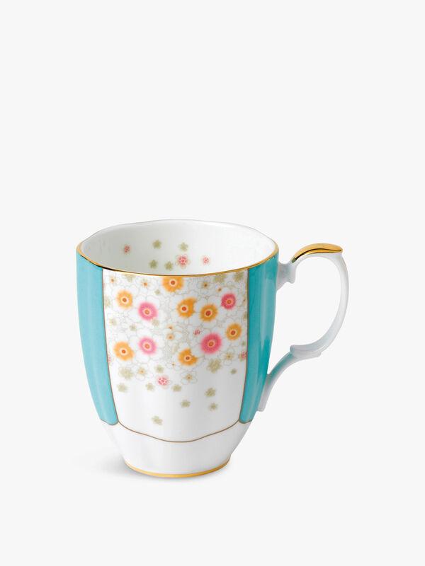 Mint Deco 1930 Mug