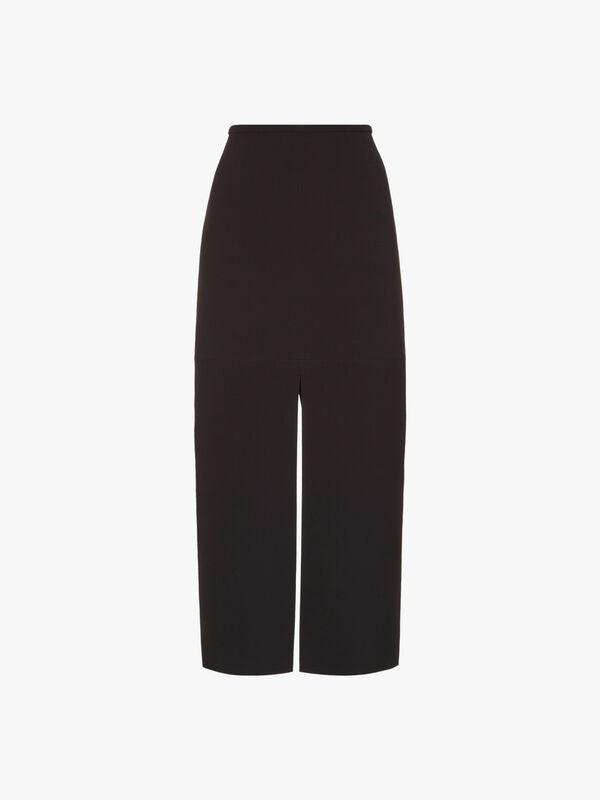 Split Pencil Skirt