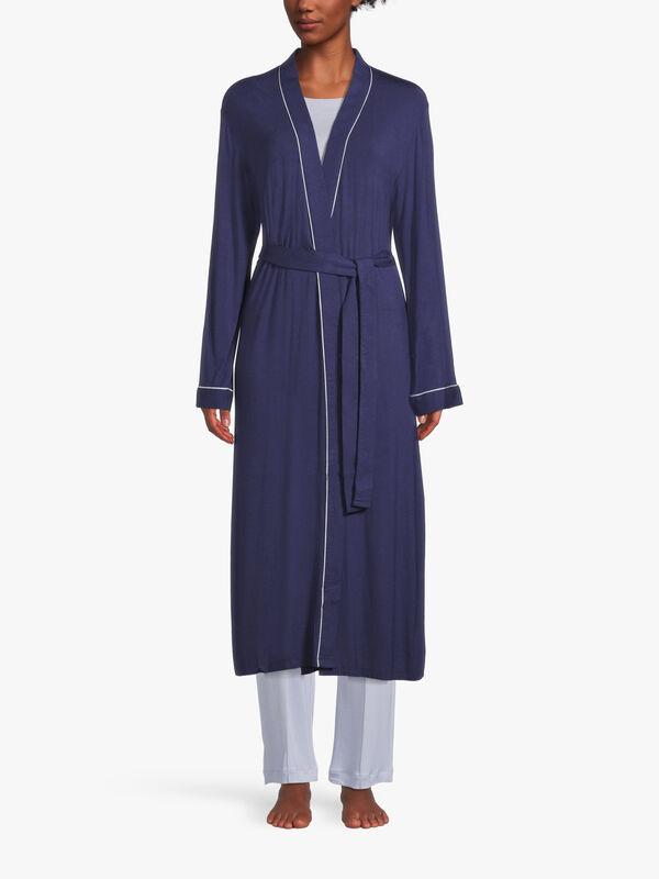 Ellie Jersey Long Dressing Gown