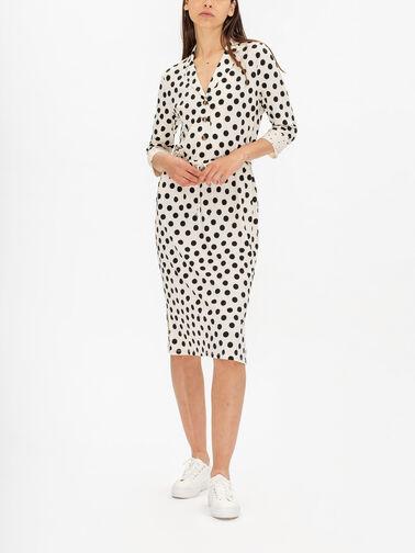 Spot-Mix-Tie-Waist-Shirt-Dress-720521210402