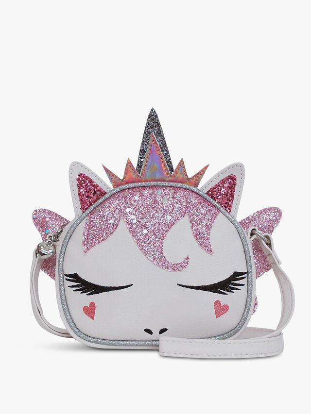 Glitter Unicorn Fairy Crossbody