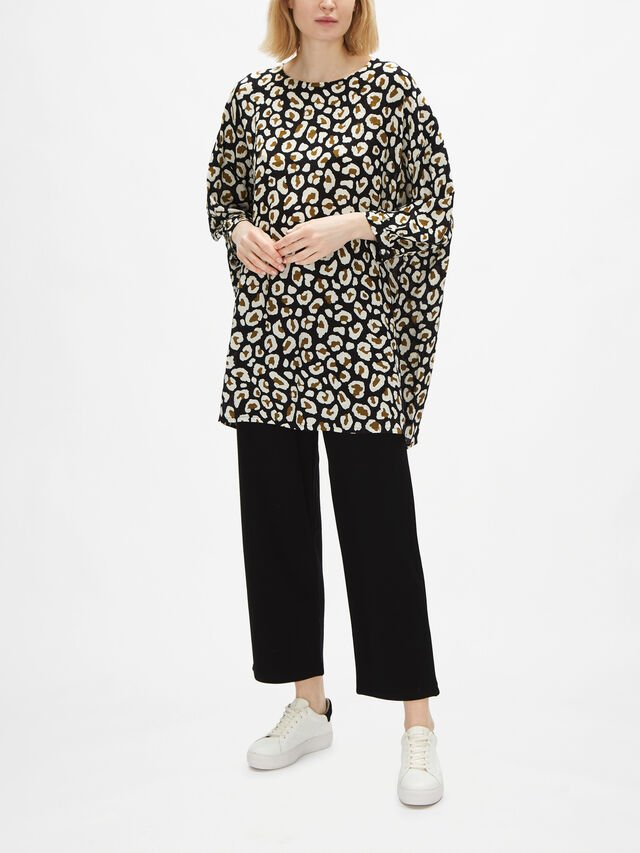 Gunilla Animal Print Tunic