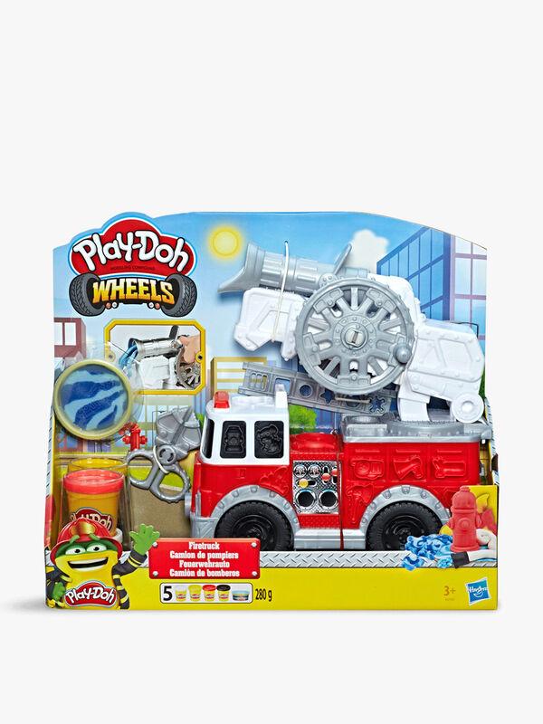 Fire Truck Set