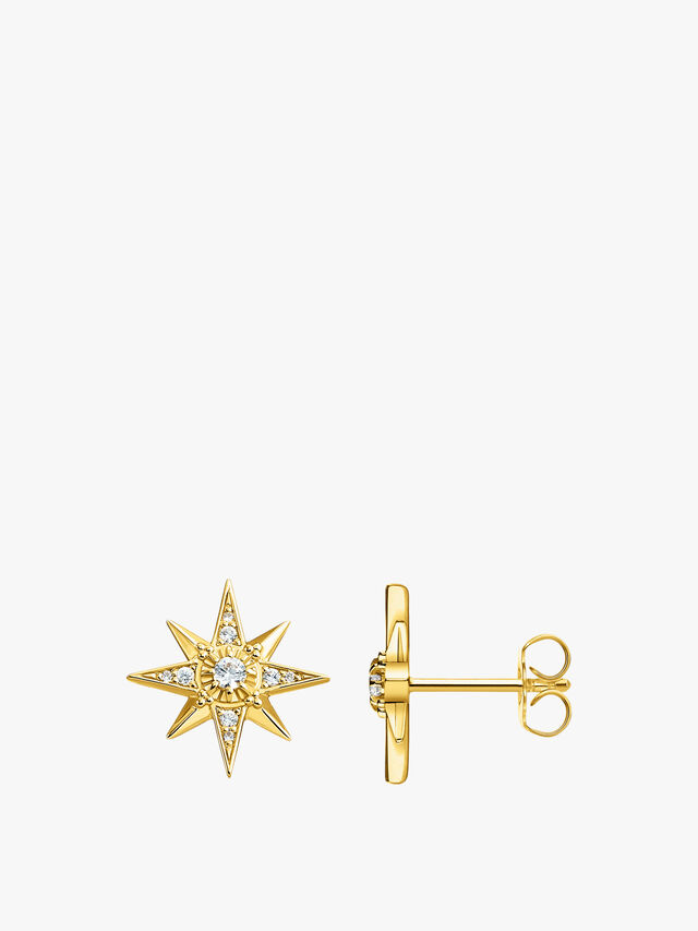 Magic Star Studs Earrings