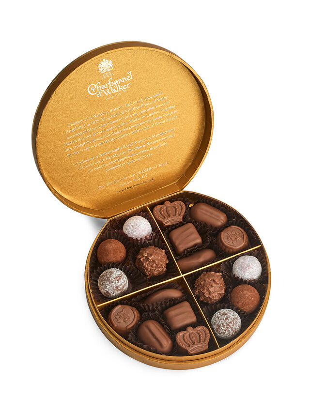 Milk Chocolate and Truffle Collection