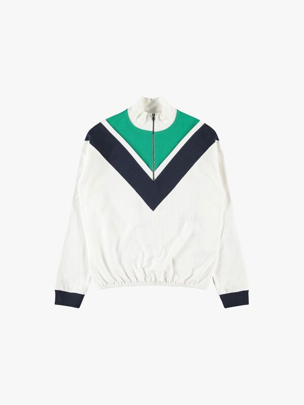 Oksana Long Sleeve Sweater