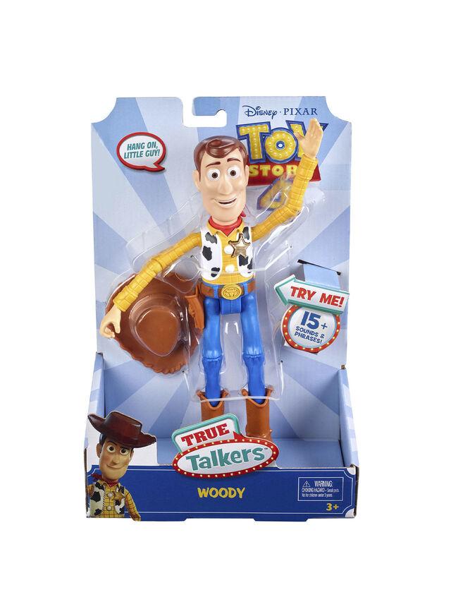 True Talkers Woody