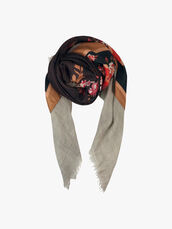 Rich Roses Scarf